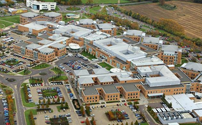 New Norfolk & Norich Hospital, Norfolk